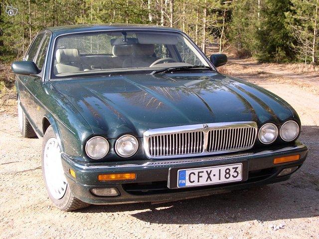 Jaguar XJ 6 3,2 autom. 1995