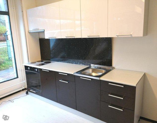 Uusi keittiöryhmä 2,6 m