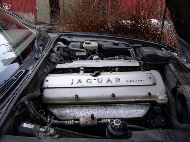 Jaguar XJ 6 3,2 autom. 1995 9