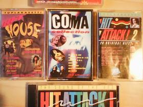Ysäri hitti kokoelma c kasetit + CD, Musiikki CD, DVD ja äänitteet, Musiikki ja soittimet, Polvijärvi, Tori.fi