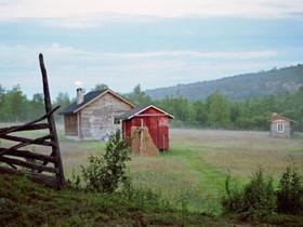 Mökki Utsjokivarresta läheltä Kevon reitin päätä, Mökit ja loma-asunnot, Utsjoki, Tori.fi