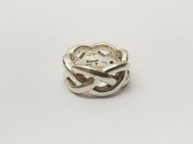 Timanttiset Esprit punottu hopea sormus, hopea 925, Kellot ja korut, Asusteet ja kellot, Mikkeli, Tori.fi