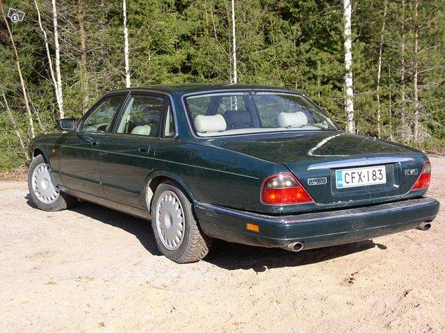 Jaguar XJ 6 3,2 autom. 1995 4