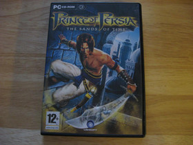 Prince of Persia The Sands of Time, Pelikonsolit ja pelaaminen, Viihde-elektroniikka, Joensuu, Tori.fi