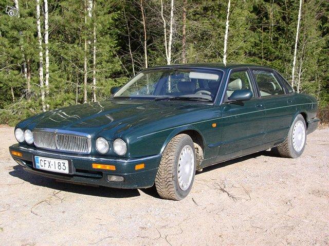 Jaguar XJ 6 3,2 autom. 1995 2