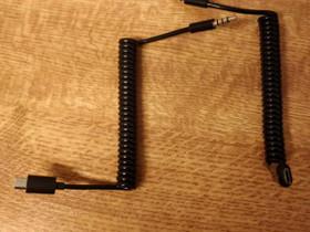 DIN 3,5mm adapteri USB micro-B liittimeen, Puhelintarvikkeet, Puhelimet ja tarvikkeet, Oulu, Tori.fi