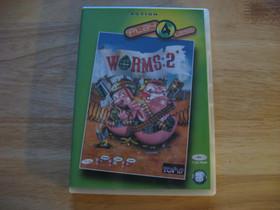 Worms 2 (Play 4 Less-versio), Pelikonsolit ja pelaaminen, Viihde-elektroniikka, Joensuu, Tori.fi