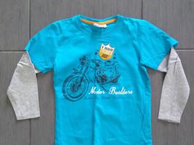 Lasten paitoja erilaisia koko 116-130 cm, Lastenvaatteet ja kengät, Kajaani, Tori.fi