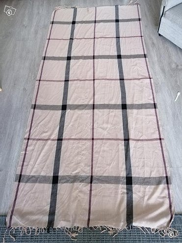 Jättihuivi 90 x 200 cm, hienot värit