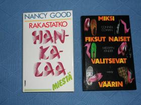 Nancy Good, Connell Cowan, kirjat, Muut kirjat ja lehdet, Kirjat ja lehdet, Kangasniemi, Tori.fi