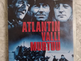 Atlantin valli murtuu -dvd, Imatra/posti, Elokuvat, Imatra, Tori.fi