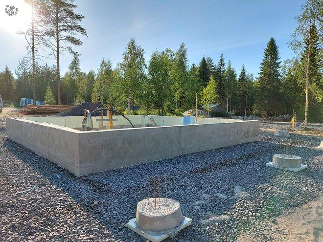 Rakennussuunnittelu ja työmaavastaava palvelut