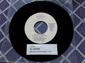 """Ile Jokinen 7"""" Leena / Melkein rekkamies, Musiikki CD, DVD ja äänitteet, Musiikki ja soittimet, Rovaniemi, Tori.fi"""