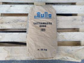 Pikamassa lattiamassa 6000 9 euroa säkki, Muu rakentaminen ja remontointi, Rakennustarvikkeet ja työkalut, Pertunmaa, Tori.fi