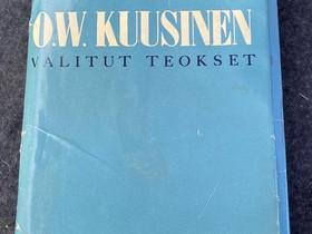 O.W. Kuusinen - Valitut Teokset, Oppikirjat, Kirjat ja lehdet, Alavus, Tori.fi
