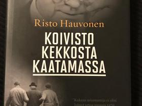 Koivisto Kekkosta kaatamassa, Harrastekirjat, Kirjat ja lehdet, Oulu, Tori.fi
