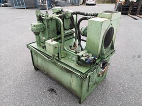 Hydrauliyksikkö pumppu Vickers 35V 30kW, Työkalut, tikkaat ja laitteet, Rakennustarvikkeet ja työkalut, Luumäki, Tori.fi