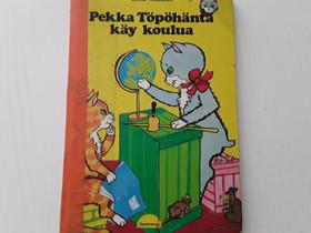 Pekka Töpöhäntä käy koulua, Muut lastentarvikkeet, Lastentarvikkeet ja lelut, Joensuu, Tori.fi