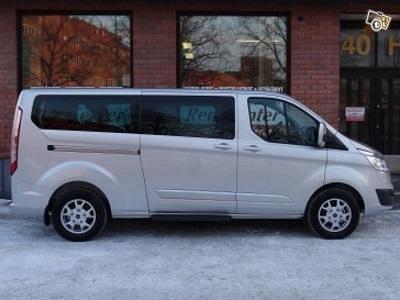 Minibussin, eli pikkubussin, vuokraus Tampere