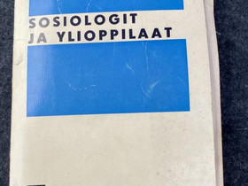 Igor Kon - Sosiologit ja Ylioppilaat, Oppikirjat, Kirjat ja lehdet, Alavus, Tori.fi