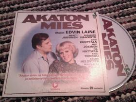 Akaton mies - leffa dvd, Elokuvat, Kalajoki, Tori.fi