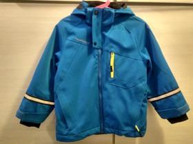 Toppatakki True North, sininen, 110 cm, Lastenvaatteet ja kengät, Kajaani, Tori.fi