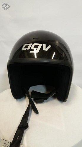 AGV Junior Open E2205 Mono kypärät