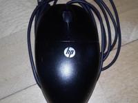 HP USB optical mouse black hiiri