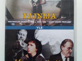 Painija ja Viimeinen keikka -dvd:t, Imatra/posti, Elokuvat, Imatra, Tori.fi