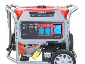 Ducar D4000IS generaattori - Bensiiniaggregaatit -, Muut koneet ja tarvikkeet, Työkoneet ja kalusto, Harjavalta, Tori.fi