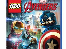 LEGO Marvel Avengers PS4, Pelikonsolit ja pelaaminen, Viihde-elektroniikka, Lahti, Tori.fi