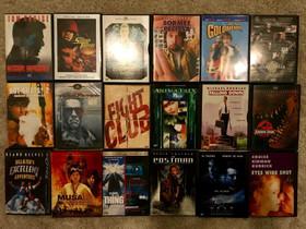 DVD-paketti 3 (18 kpl), Elokuvat, Espoo, Tori.fi