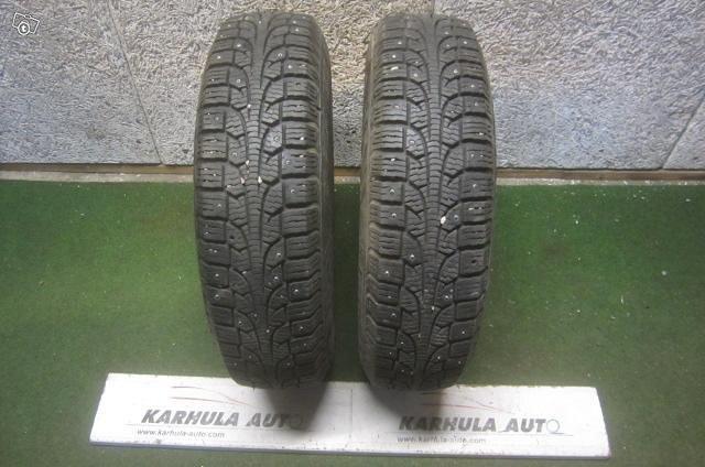 """165/80 R13"""" käytetty rengas Pirelli"""