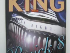 Stephen King: Buick 8, 1. painos, Imatra/posti, Kaunokirjallisuus, Kirjat ja lehdet, Imatra, Tori.fi