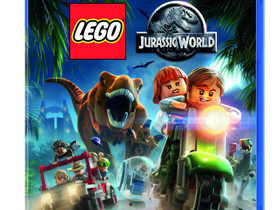 LEGO Jurassic World PS4, Pelikonsolit ja pelaaminen, Viihde-elektroniikka, Lahti, Tori.fi