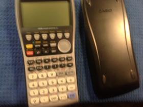 Casio Fx-9860G|| SD Grafiikkalaskin, Muu keräily, Keräily, Mikkeli, Tori.fi