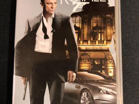 PSP UMD Video: Casino Royale 007, Pelikonsolit ja pelaaminen, Viihde-elektroniikka, Alavus, Tori.fi