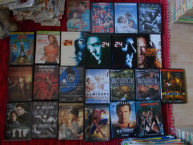 Dvd-paketti+pc, Elokuvat, Tampere, Tori.fi