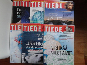 Tiede lehtiä v.2009, Muut kirjat ja lehdet, Kirjat ja lehdet, Ylöjärvi, Tori.fi