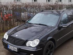 Mercedes-Benz C 180 Kompressor Sport edition AMG, Autot, Tampere, Tori.fi