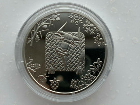 Ukraine 5 UAH Year of the Bull , nickel coin 2020, Rahat ja mitalit, Keräily, Vantaa, Tori.fi