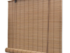 VidaXL Rullaverho bambu 100x220 cm 245814, Muu sisustus, Sisustus ja huonekalut, Helsinki, Tori.fi
