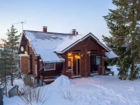 Hirsimökki Vimpelissä, Mökit ja loma-asunnot, Vimpeli, Tori.fi