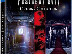 Resident Evil Origins Collection PS4, Pelikonsolit ja pelaaminen, Viihde-elektroniikka, Lahti, Tori.fi
