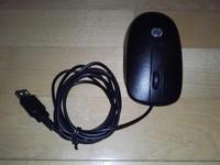 HP 672652-001 USB 2 Button Optical Mouse - Black