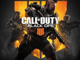 Call of Duty Black Ops 4 PS4, Pelikonsolit ja pelaaminen, Viihde-elektroniikka, Lahti, Tori.fi