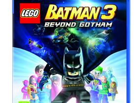 LEGO Batman 3 Beyond Gotham PS4, Pelikonsolit ja pelaaminen, Viihde-elektroniikka, Lahti, Tori.fi