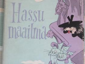 Kari: Hassu Maailma - poliittisia piirroksia 1950, Muut kirjat ja lehdet, Kirjat ja lehdet, Turku, Tori.fi