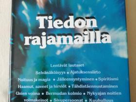 Tiedon Rajamailla, Muut kirjat ja lehdet, Kirjat ja lehdet, Hirvensalmi, Tori.fi