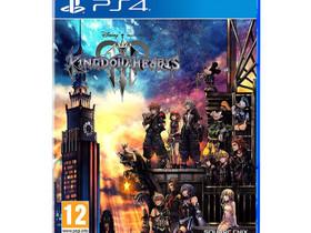 Kingdom Hearts III PS4, Pelikonsolit ja pelaaminen, Viihde-elektroniikka, Lahti, Tori.fi